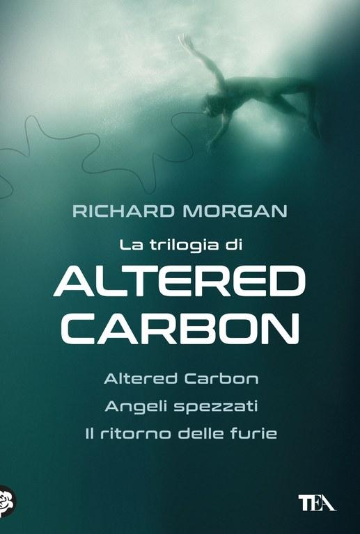 La trilogia di Altered Carbon
